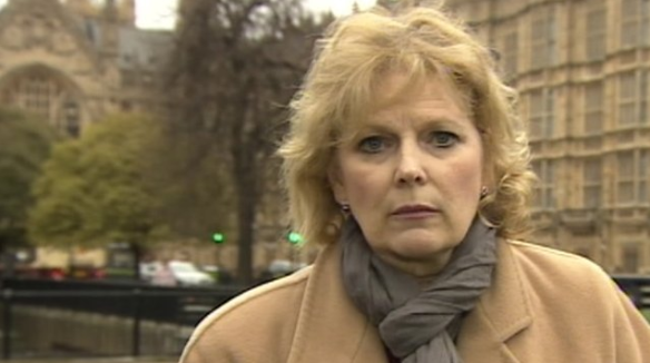 Anna Soubry looking as numb and shell-shocked about Brexit as I do.
